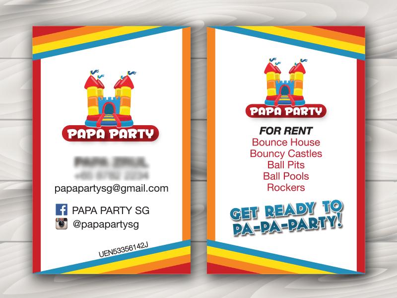 Design & Analytics dna_papaparty3 Papa Party (SG)